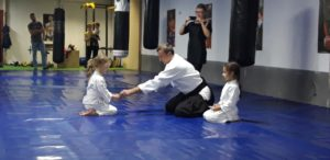 айкидо покровск детские тренировки энгельс
