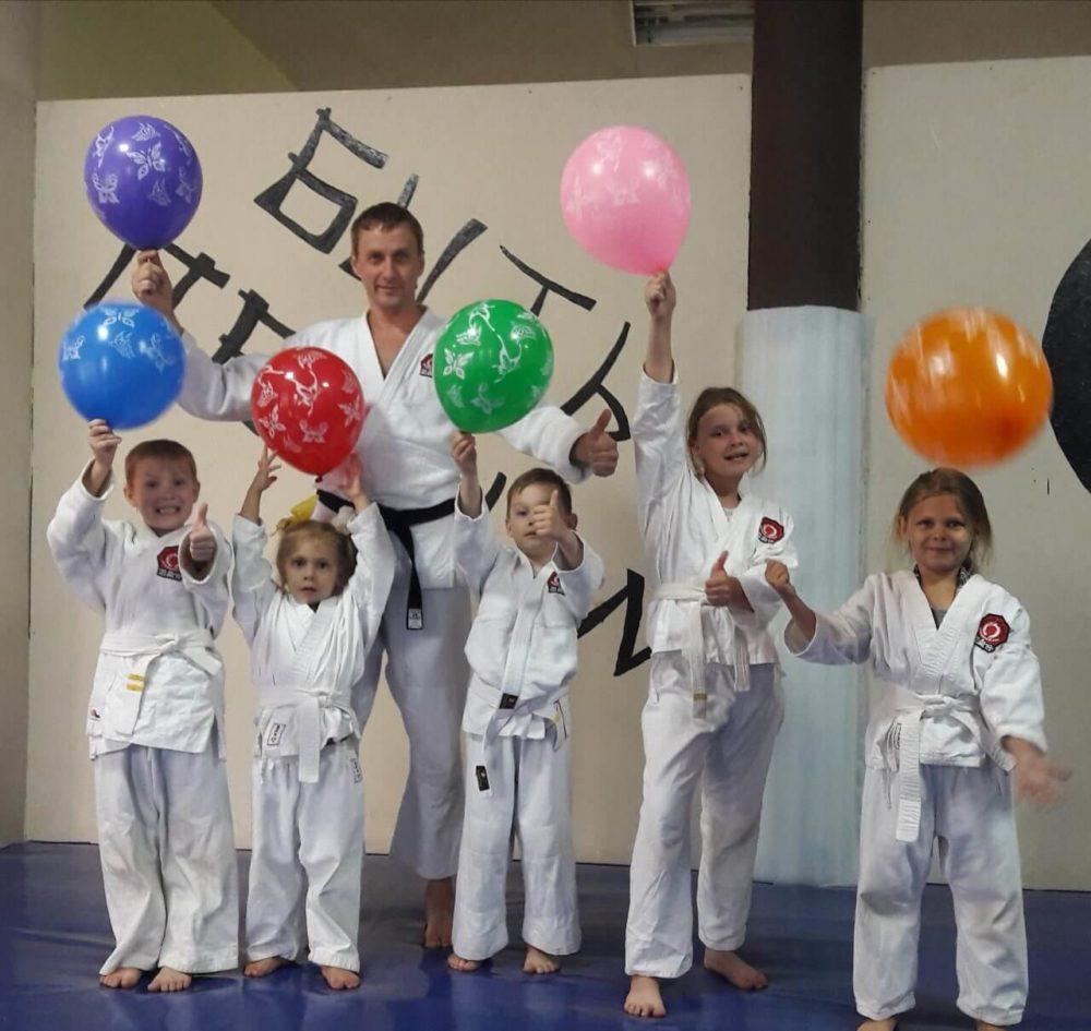 тренировки для детей айкидо покровск